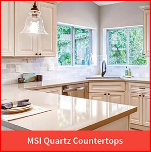 MSI Quartz Countertop